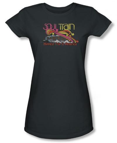 Juniors: Soul Train - Hippest Trip T-Shirt