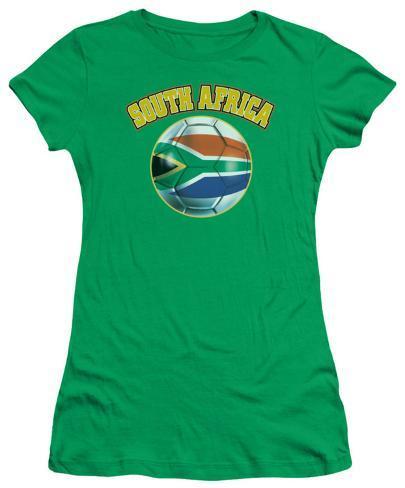 Juniors: South Africa Juniors (Slim) T-Shirt