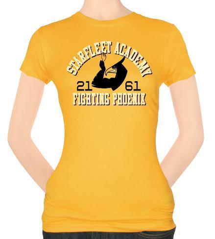 Juniors: Star Trek-Go Fleet T-Shirt