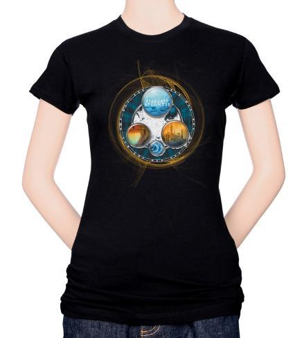 Juniors: Stargate Atlantis-Atlantis T-Shirt