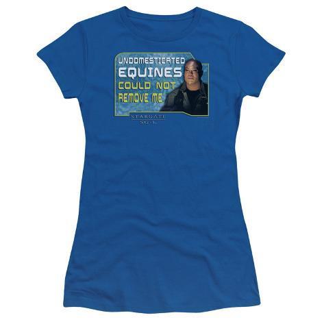 Juniors: Stargate1-Dedicated Womens T-Shirts
