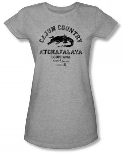 Juniors: Swamp People - Cajun Country T-Shirt