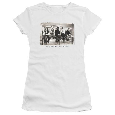 Juniors: The Breakfast Club - Mugs Womens T-Shirts