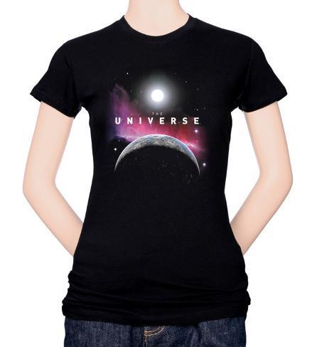 Juniors: The Universe-Planetary T-Shirt