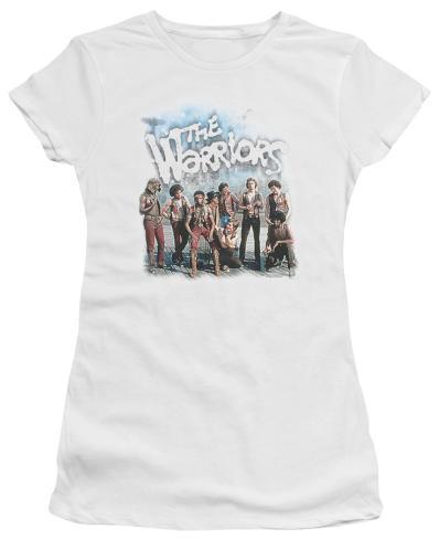 Juniors: The Warriors - Amusement Womens T-Shirts