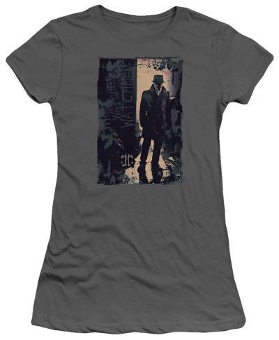 Juniors: Watchmen - Light Womens T-Shirts