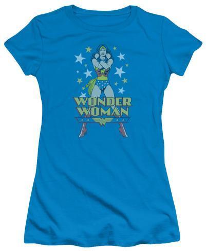 Juniors: Wonder Woman - A Wonder Womens T-Shirts