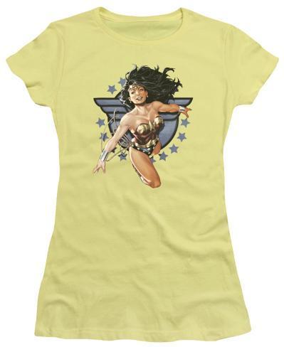 Juniors wonder woman wonder woman all star t shirts for All star t shirts