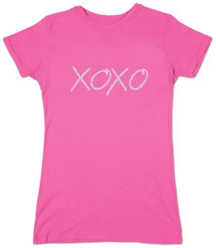 Juniors: XOXO Womens T-Shirts