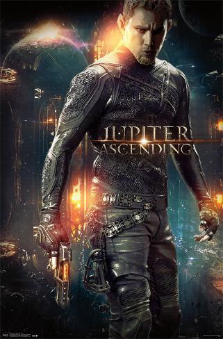 Jupiter Ascending - Cain Pôster