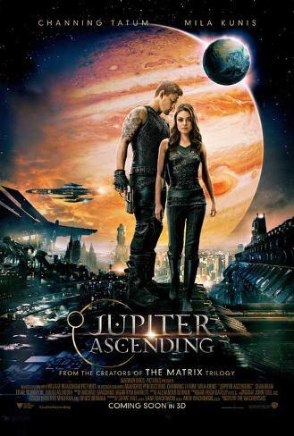 Jupiter Ascending Masterprint