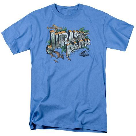 Jurassic Park - Greetings From JP T-Shirt