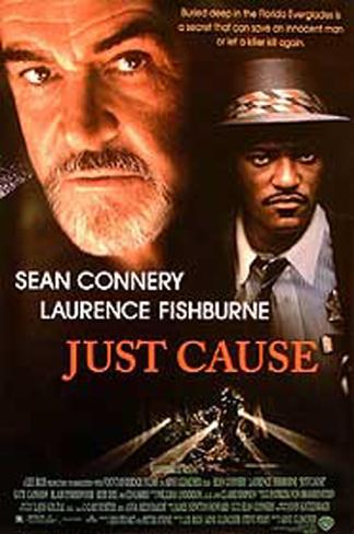 Just Cause Original Poster