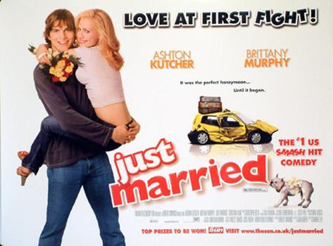 Just Married Original Poster