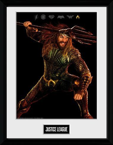 Justice League - Aquaman Collector Print