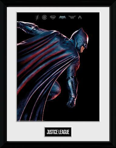 Justice League - Batman Collector Print