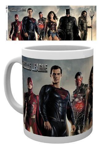 Justice League - Characters Mug