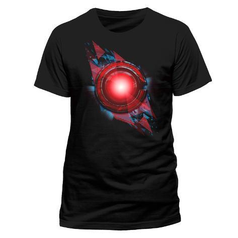 Justice League, film: simbolo di Cyborg T-shirt