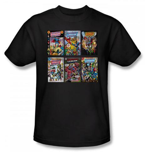 Justice League - JLA Covers T-Shirt