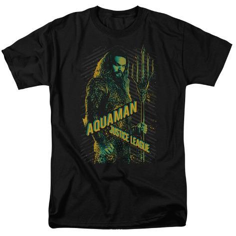 Justice League Movie - Aquaman T-Shirt