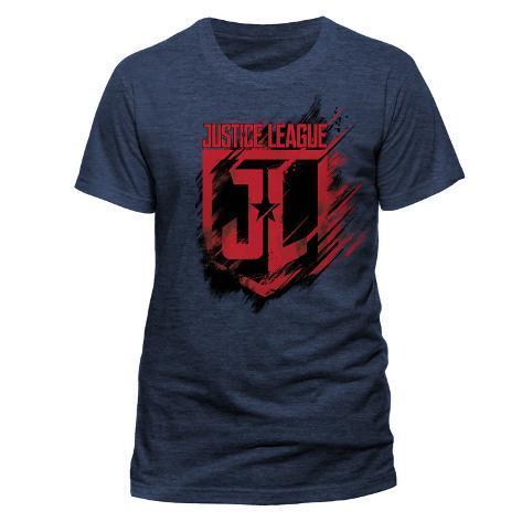 Justice League Movie - Shield T-shirt