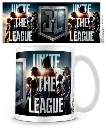 Justice League Movie - Unite The League Mug