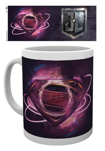 Justice League - Superman Logo Mug