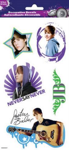 Justin Bieber I'm a Belieber Decorative Decals Stickers
