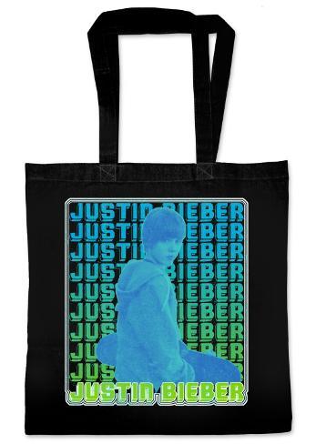 Justin Bieber - Repeat Tygpåse