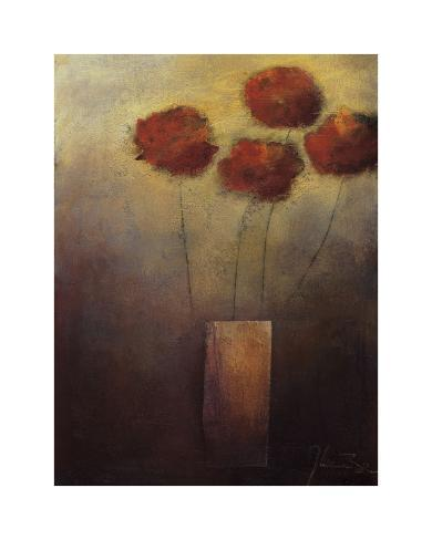 Flowers for Me Giclee Print