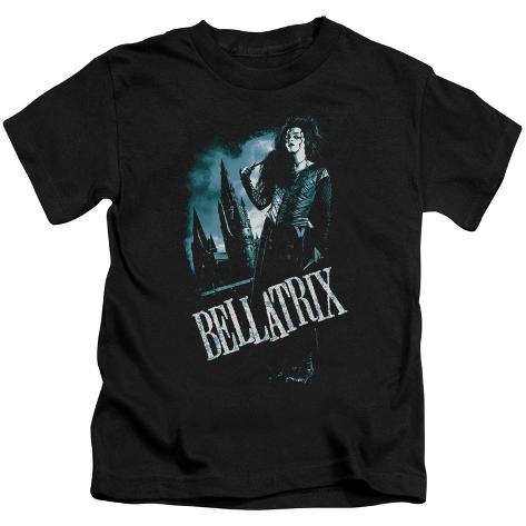 Juvenile: Harry Potter- Bellatrix In Profile Kids T-Shirt