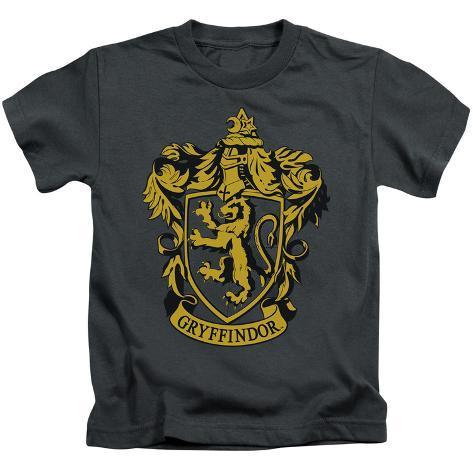 Juvenile: Harry Potter- Gryffindor Crest Kids T-Shirt