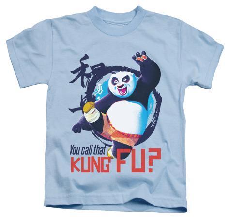Juvenile: Kung Fu Panda - Kung Fu Kids T-Shirt