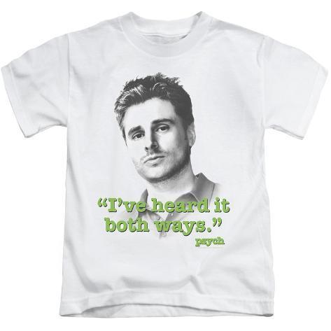 Juvenile: Psych - Both Ways Kids T-Shirt