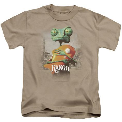 Juvenile: Rango- Poster Art Kids T-Shirt
