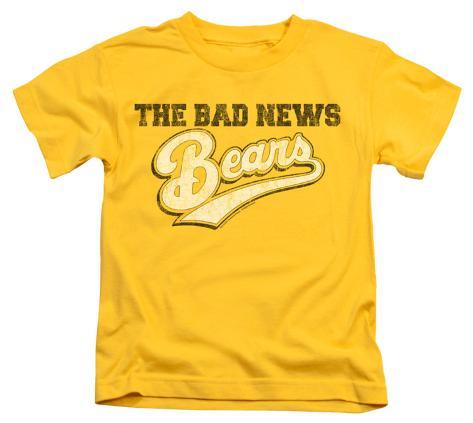 Juvenile: The Bad News Bears - Logo Kids T-Shirt