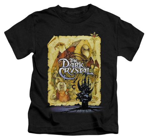 Juvenile: The Dark Crystal - Poster Kids T-Shirt
