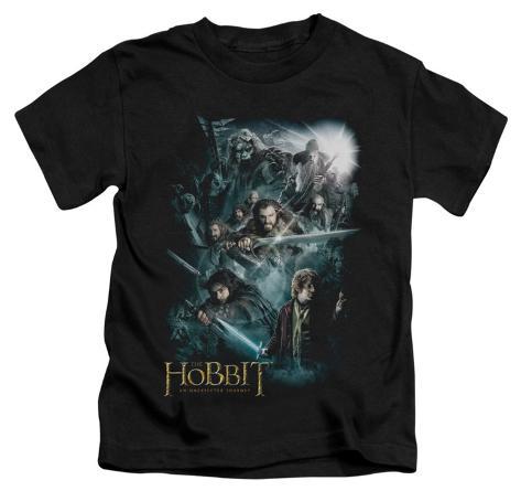 Juvenile: The Hobbit: An Unexpected Journey - Epic Adventure Kids T-Shirt