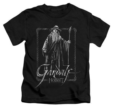 Juvenile: The Hobbit: An Unexpected Journey - Gandalf Stare Kids T-Shirt