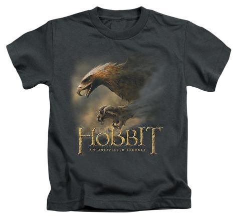 Juvenile: The Hobbit: An Unexpected Journey - Great Eagle Kids T-Shirt