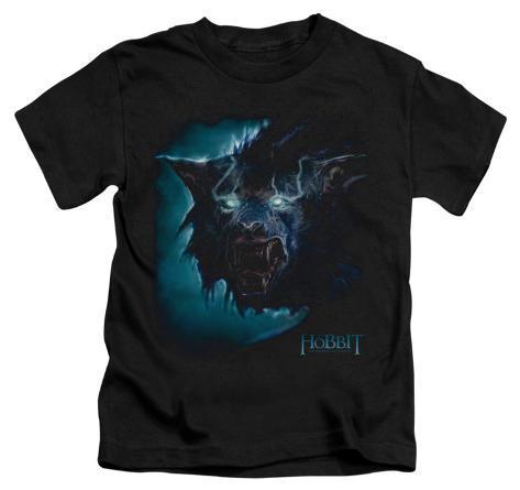 Juvenile: The Hobbit: An Unexpected Journey - Warg Kids T-Shirt
