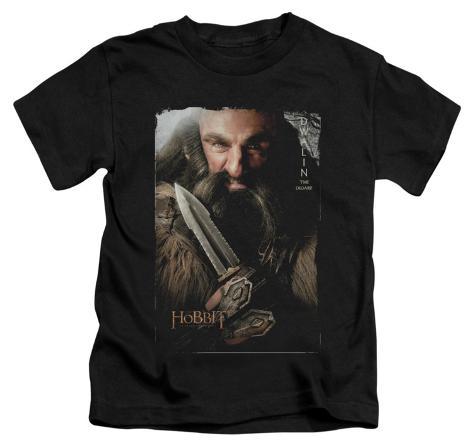Juvenile: The Hobbit - Dwalin Kids T-Shirt