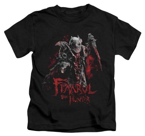 Juvenile: The Hobbit - Fimbul The Hunter Kids T-Shirt