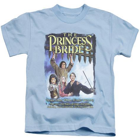 Juvenile: The Princess Bride - Alt Poster Kids T-Shirt