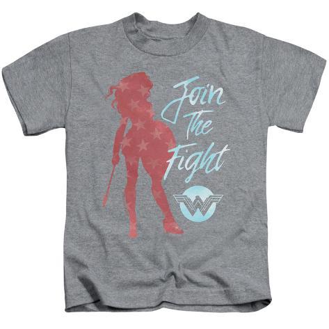 Juvenile: Wonder Woman Movie - Freedom Fight Kids T-Shirt