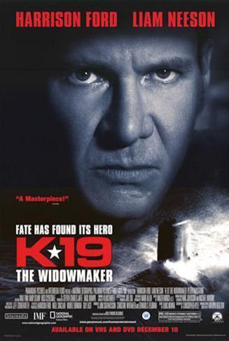 K-19- The Widowmaker Original Poster