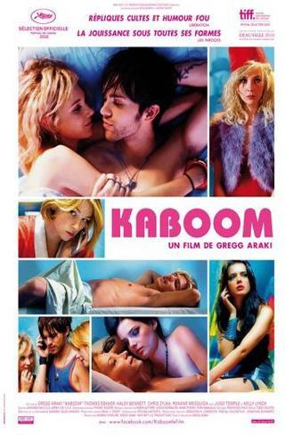 Kaboom - French Style Poster