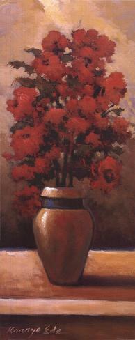 Potted Floral IV Art Print