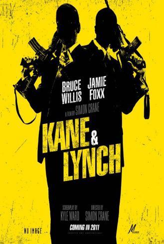 Kane & Lynch Póster