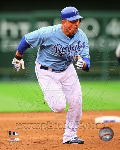 Kansas City Royals - Billy Butler Photo Photo